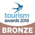 Το Blue Horizon βραβεύθηκε στα Tourism Awards 2018 με το Bronze ως καινοτόμο concept